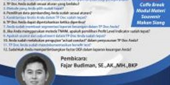 """INVITATION SEMINAR """"Defending Strategy for Transfer Pricing Documentation on Audit Stage"""""""